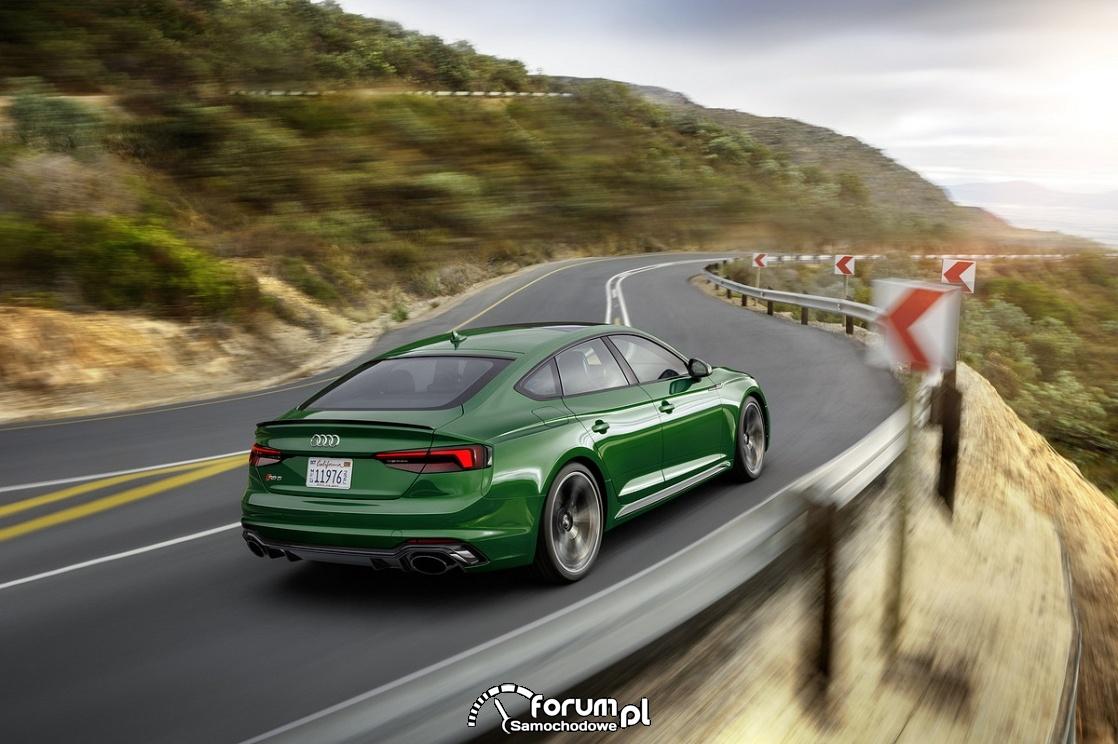 Audi RS 5 Sportback, tył