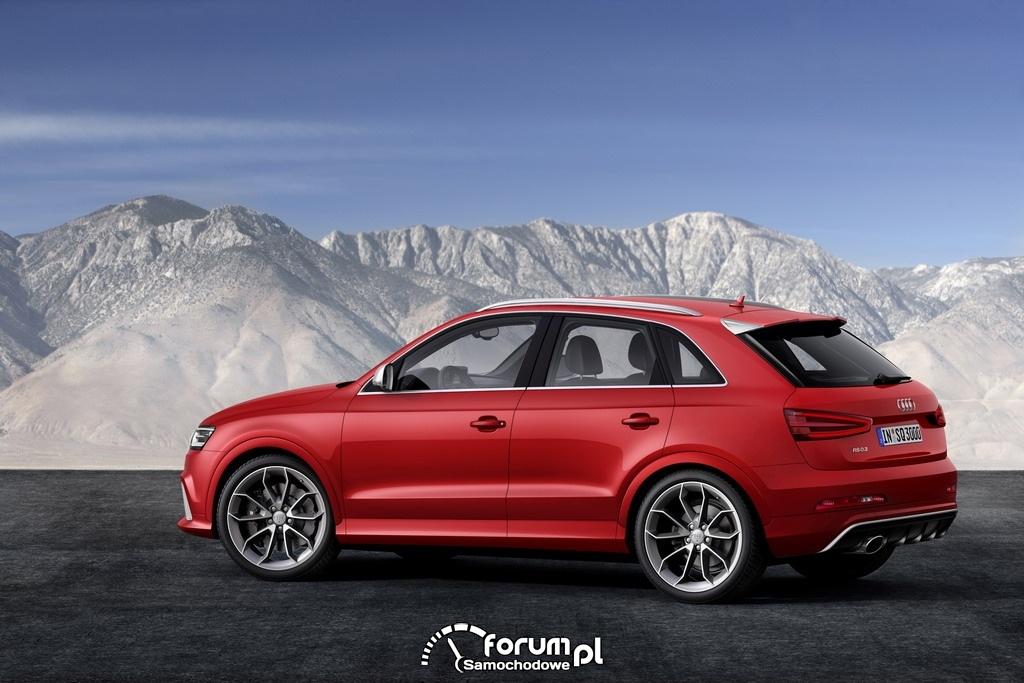 Audi RS Q3 2.5 TFSI o mocy 310KM, 2
