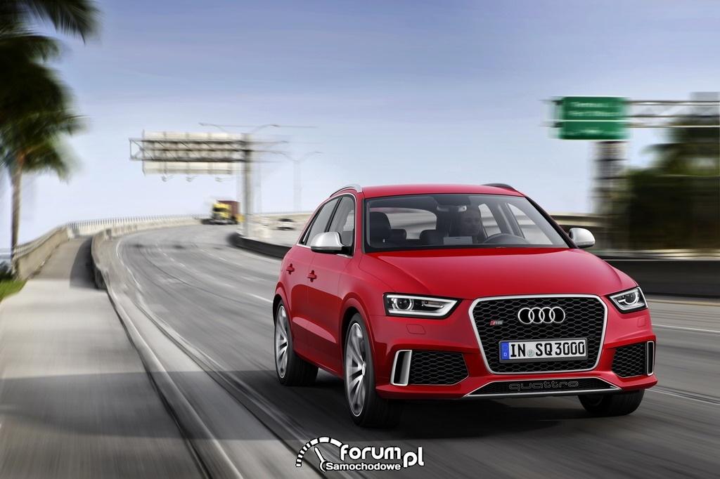 Audi RS Q3 2.5 TFSI o mocy 310KM