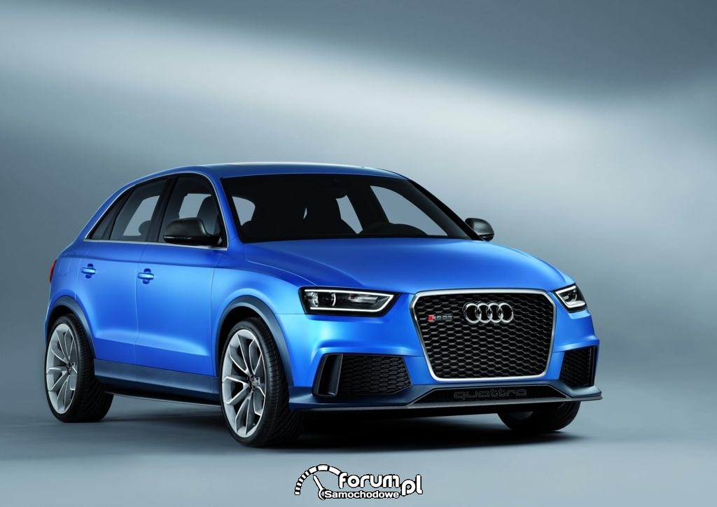 Audi RS Q3 concept, 1