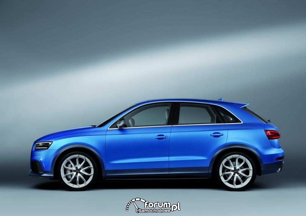 Audi RS Q3 concept, 2