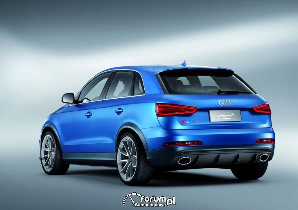 Audi RS Q3 concept, 3