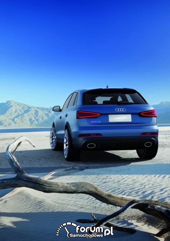 Audi RS Q3 concept, 4