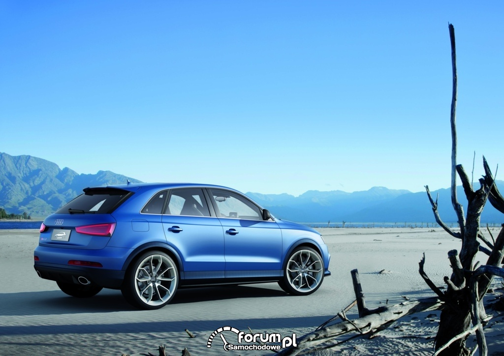 Audi RS Q3 concept, 5
