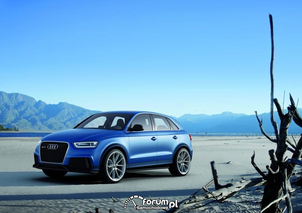 Audi RS Q3 concept, 6