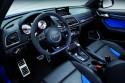 Audi RS Q3 concept, wnętrze