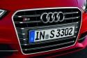 Audi S3, przedni grill z logo S3