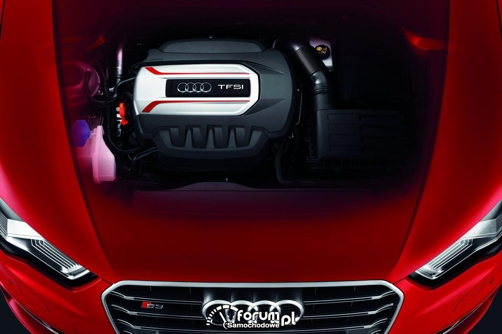 Audi S3, silnik 2.0 TFSI