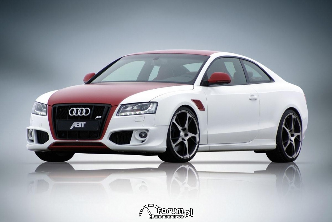 Audi S5 ABT Tuning