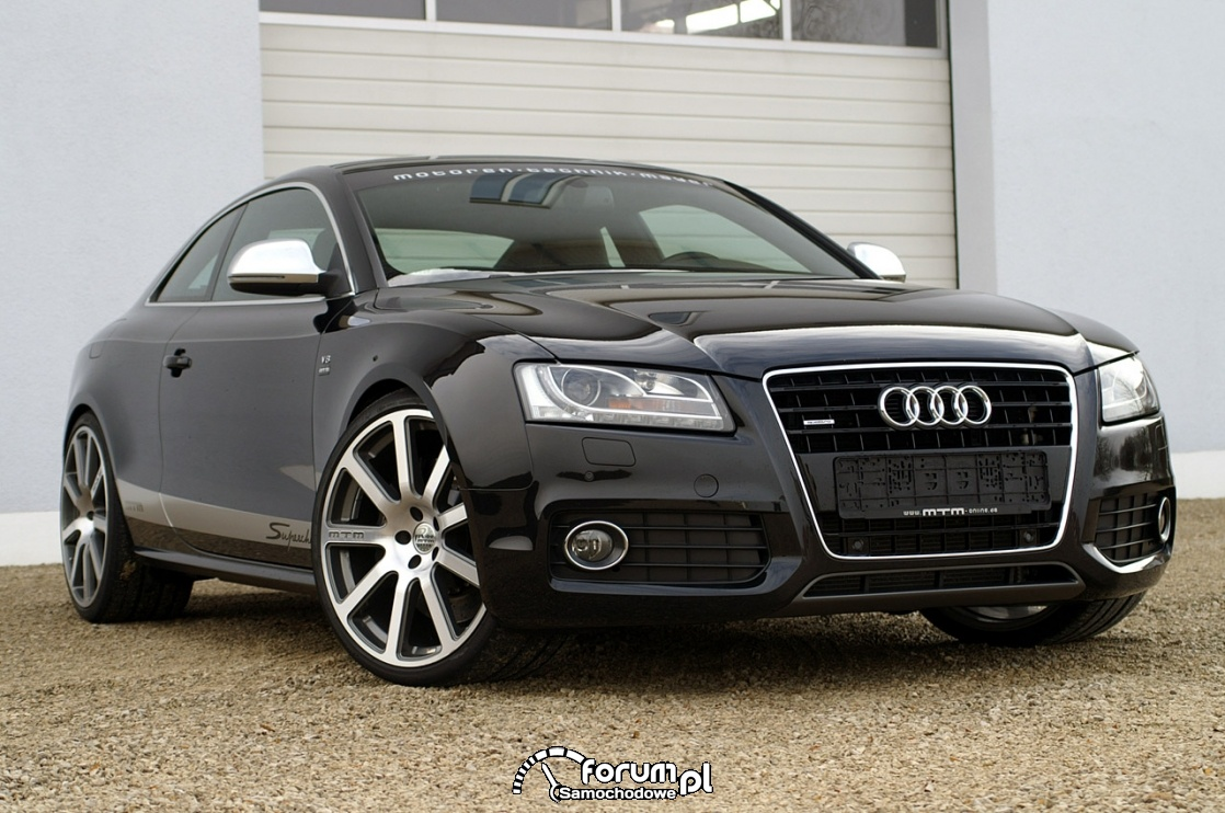 Audi S5 GT Car Tuning