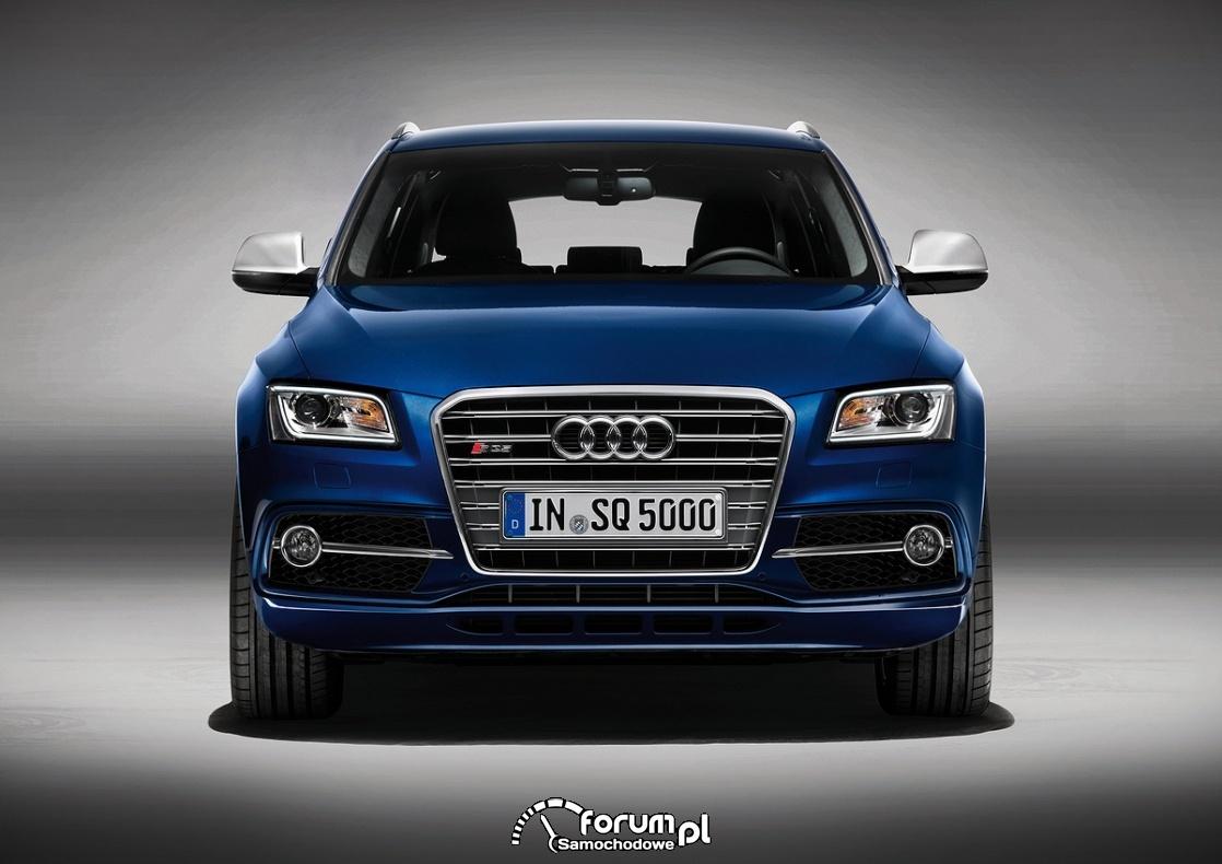 Audi SQ5 TDI, przód