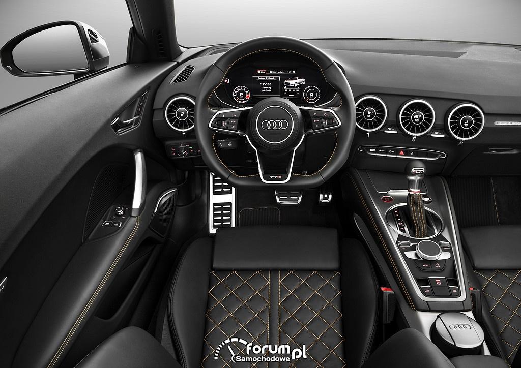 Wysokiej jakości: kolory i wykończenia - Audi TT Roadster
