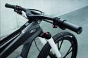 Elektryczny rower sportowy Audi e-bike Wörthersee, kierownik