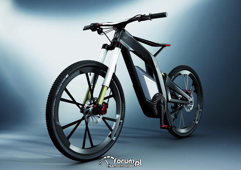 Elektryczny rower sportowy Audi e-bike Wörthersee