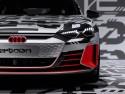 Audi e-tron GT concept - system ładowania o napięciu 800 volt