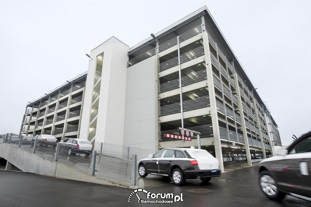 Nowe Centrum Dystrybucji Pojazdów Audi w Neckarsulm