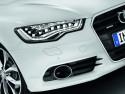 Światła LED: diodowe reflektory Audi obniżają zużycie paliwa