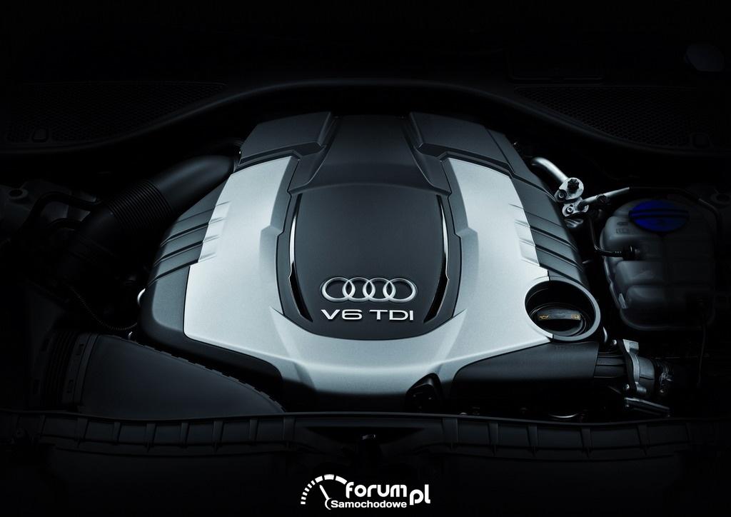 Silnik - Audi A6 allroad quattro - Avant 2012, 14