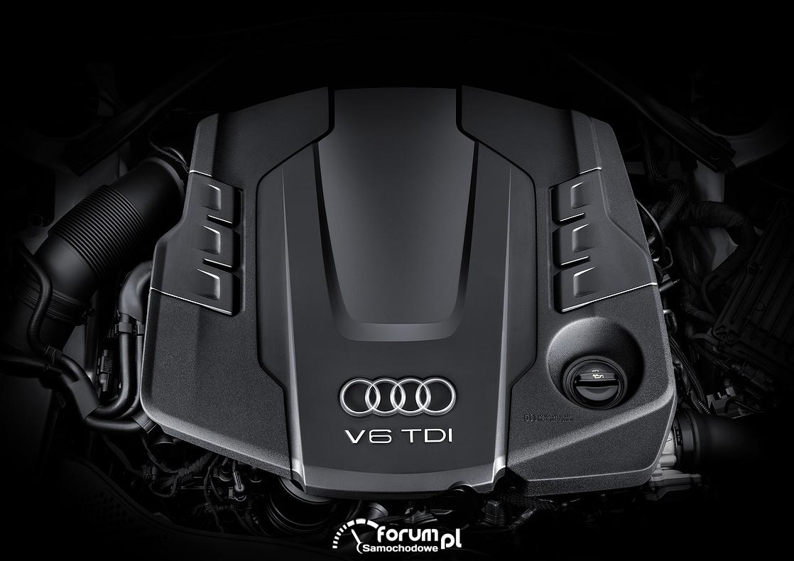 Silnik Audi V6 TDI