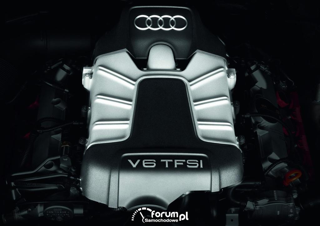 Silnik V6 TFSI, Audi Q7