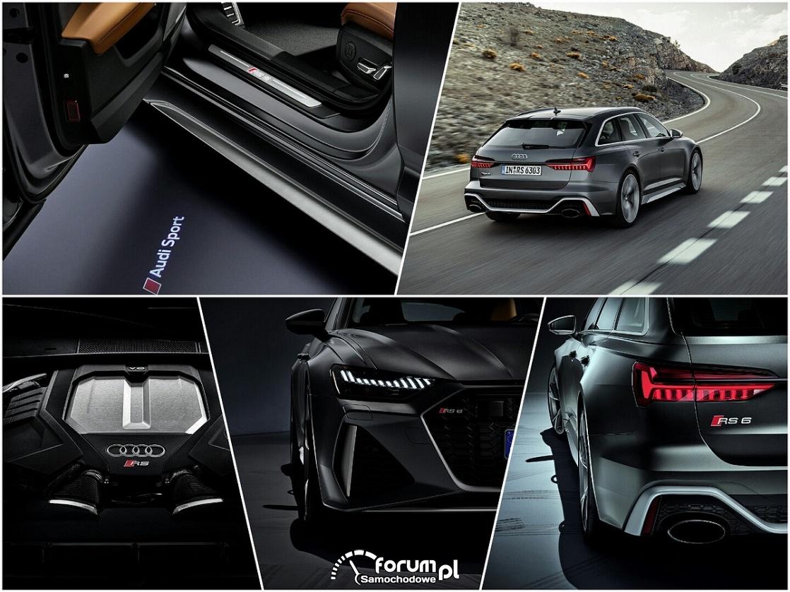 Czwarta generacja ikony RS: nowe Audi RS 6 Avant
