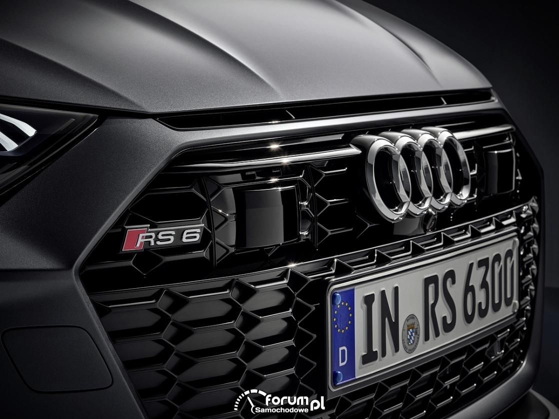 Największy pakiet mocy: silnik - Audi RS 6 Avant