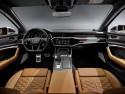 Sportowe i umożliwiające zmiany: wnętrze - Audi RS 6 Avant