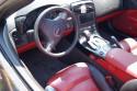 Chevrolet Corvette - wnętrze