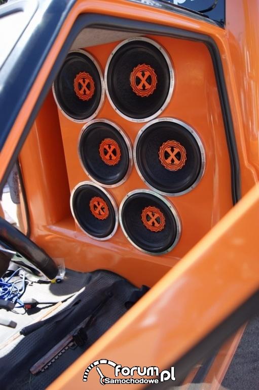 Zabudowa Car Audio