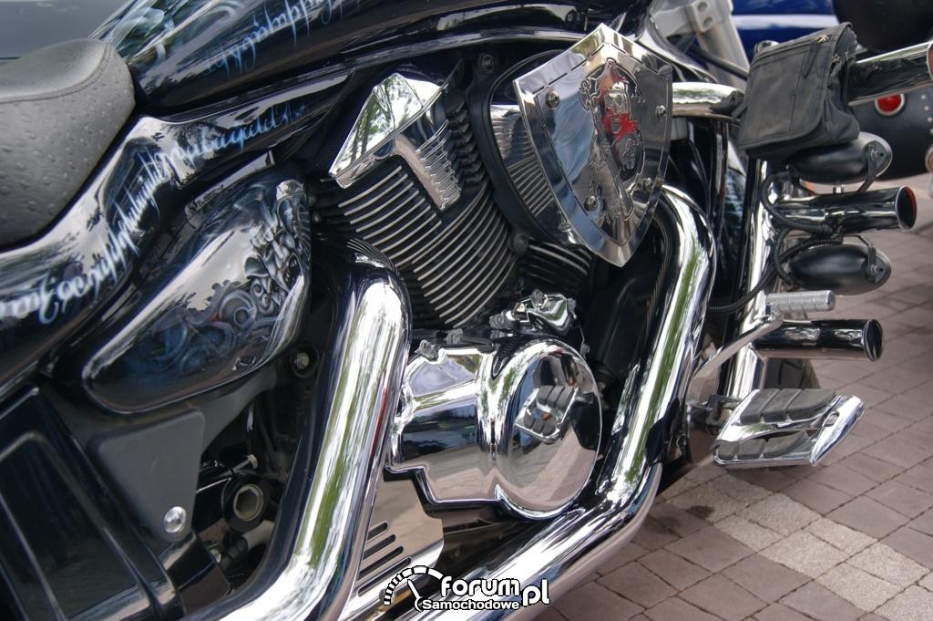 Motor, Intruder, Silnik