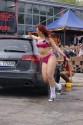 Myjnia bikini, dziewczyny, carwash, 10