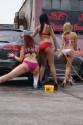 Myjnia bikini, dziewczyny, carwash, 20
