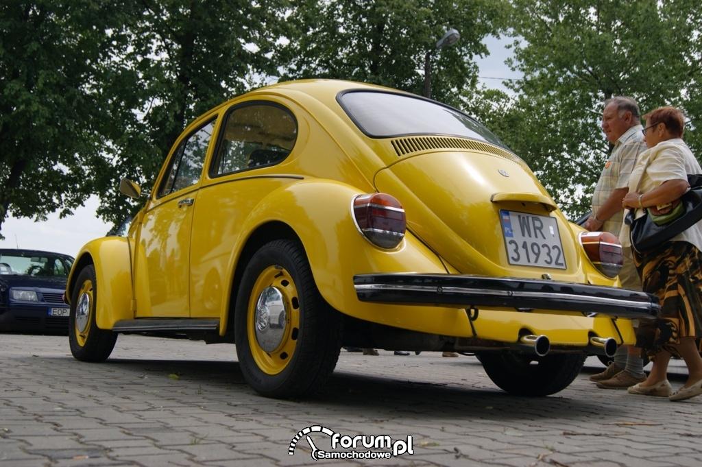 Volkswagen Garbus, 2