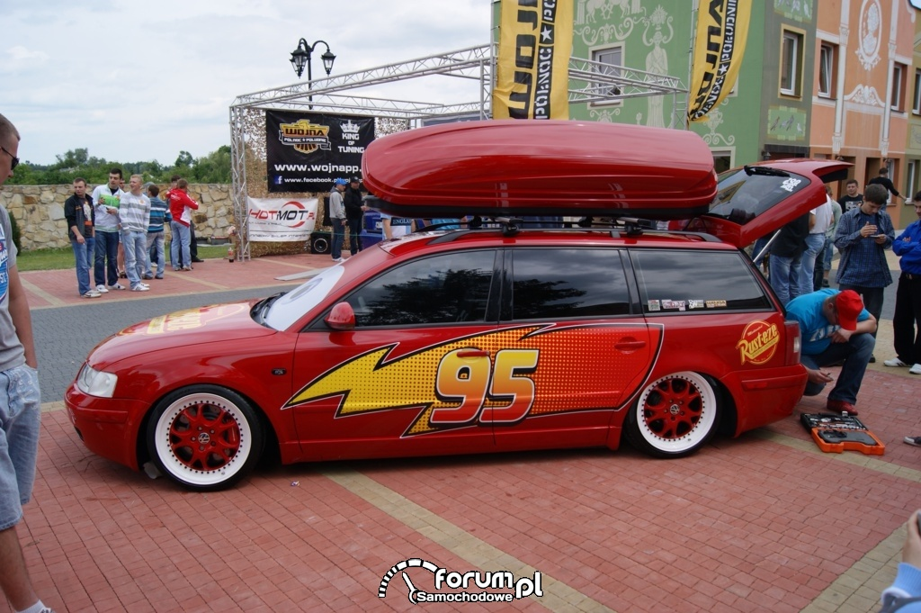 Volkswagen Passat b5 - Tuning