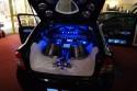 Zabudowa bagażnika Car Audio - Opel Astra Coupe