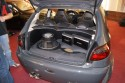 Zabudowa bagażnika Car Audio - Peugeot 206