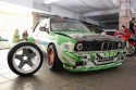 BMW E30 serii 3, samochód do driftu, przód