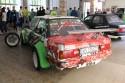 BMW E30 serii 3, samochód do driftu, tył
