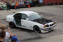 BMW E34 serii 5, bez tylnych drzwi