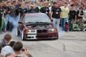 BMW E36 serii 3, palenie gumy, 1