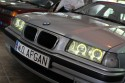 BMW E36 serii 3, ringi