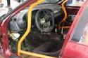 Driftowóz BMW E36, wnętrze