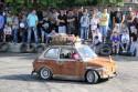 Fiat 126p, zardzewiały
