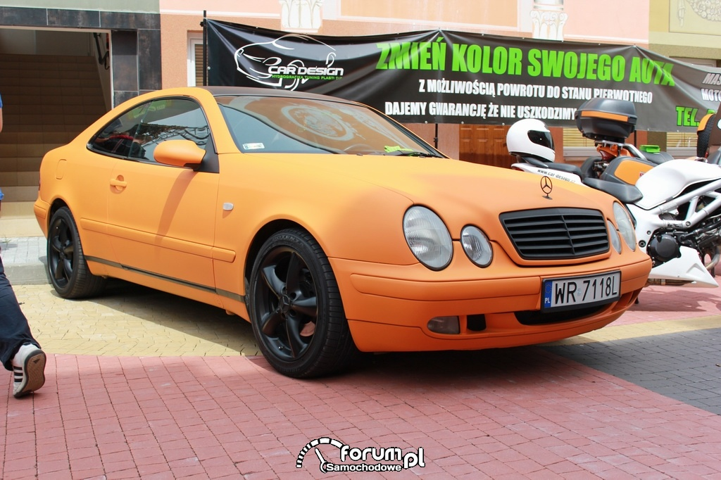 Mercedes CLK 55 AMG W208