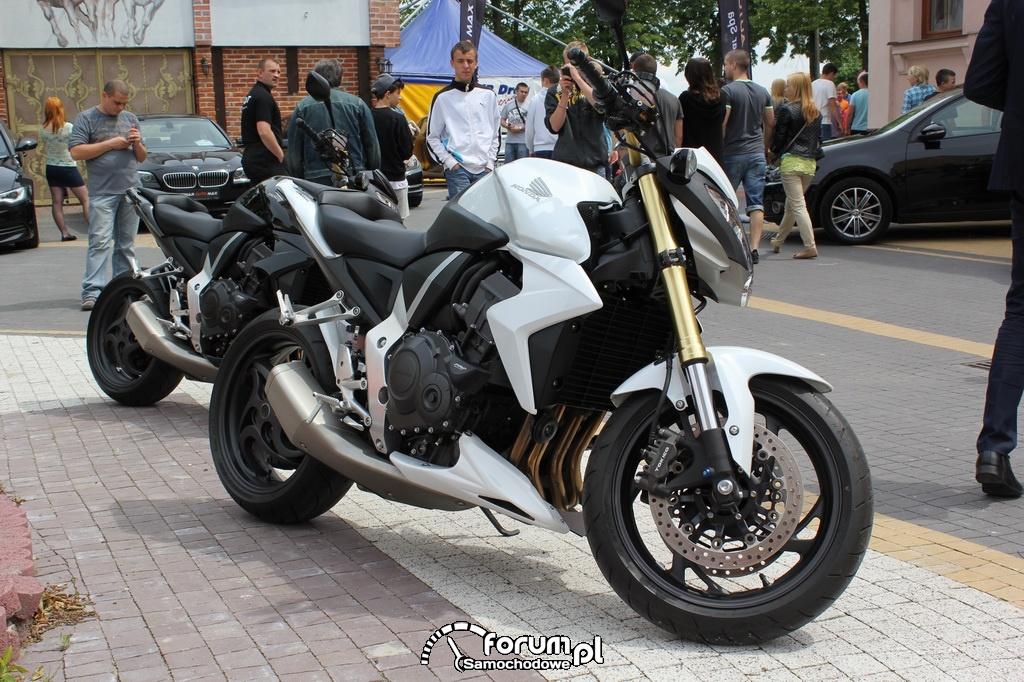 Motory Honda CB1000R