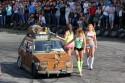 Myjnia Bikini, Fiat 126p, Rat Style, dziewczyny