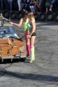 Myjnia Bikini, mycie auta szczotką drucianą, Fiat 126p, Rat Style