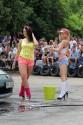 Myjnia show, dziewczyny, 2
