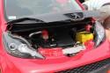 Peugeot 107 RC, prżód, silnik