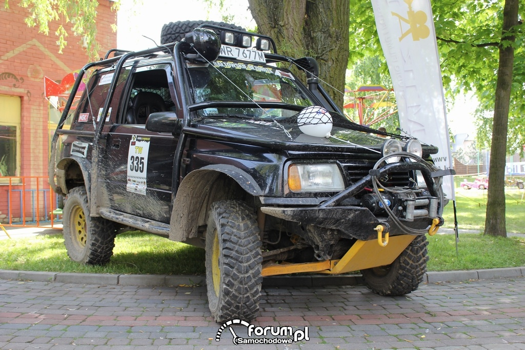 Off Road Bumpers: Suzuki Vitara Off Road Bumpers